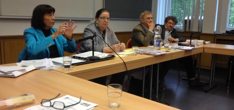 """Veranstaltung """"Das kirchliche Arbeitsrecht auf dem Prüfstand"""""""