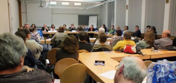 Aus der Arbeit der Arbeitsgemeinschaft Sozialdemokratischer Frauen (ASF) Unterbezirk Köln
